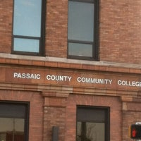 Photo taken at Passaic County Community College by Alberto S. on 2/22/2012