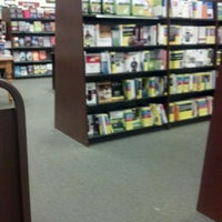 Photo taken at Barnes & Noble by Jessica M. on 3/11/2012