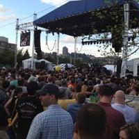 Photo taken at Bunbury Music Festival by Greg S. on 7/15/2012