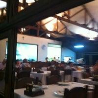 Photo taken at Restaurante Catetinho by Dorian G. on 4/13/2012