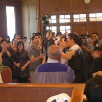 Photo taken at Wedding Chapel Bethany Nginden by fellicia on 6/16/2012