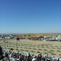 Photo taken at Antelope Valley Fairgrounds by Jennifer O. on 8/26/2012