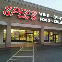 Photo taken at Spec's Wines, Spirits & Finer Foods by Ron F. on 6/10/2012