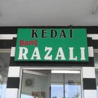 Photo taken at Kedai Kopi Bang Razali by Rama D. on 6/27/2012