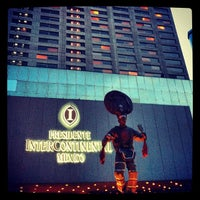Photo taken at Presidente InterContinental by Diego S. on 9/8/2012