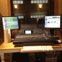 Photo taken at Why Sound by David C. on 5/2/2012