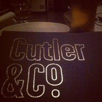 Photo taken at Cutler & Co. by Jc on 8/29/2012