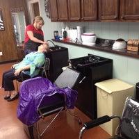 Photo taken at Stacy j salon by Jon B. on 3/7/2012