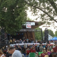 Photo taken at Riverfront Rendezvous by Troy J. on 6/30/2012