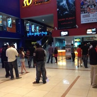 Photo taken at Golden Screen Cinemas (GSC) by Jason L. on 3/28/2012