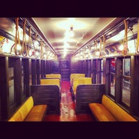 Photo taken at New York Transit Museum by Kim M. on 7/5/2012