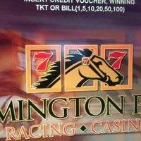 Photo taken at Remington Park Racetrack & Casino by Devonne D. on 4/13/2012