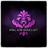 Photo taken at Palais Maillot by Bella D. on 2/26/2012