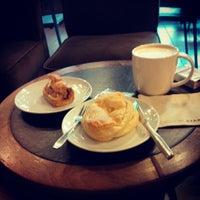 Photo taken at Starbucks by Ghudnutr S. on 5/19/2012