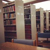 Photo taken at Anschutz Library by Evan T. on 9/5/2012