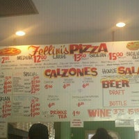 Photo taken at Fellini's Pizza by Capri B. on 9/17/2011