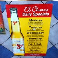 Photo taken at El Charro by Seth S. on 5/29/2012