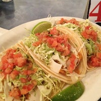 Photo taken at Wahoo's Tacos & More by Alaina P. on 6/13/2012