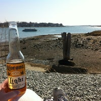 Photo taken at Belle Isle Lobster & Seafood by Michaela B. on 3/18/2012