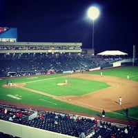 Photo taken at Raley Field by Chris 😈 P. on 5/26/2012