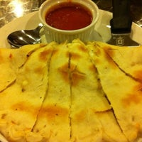 Photo taken at San Francisco Pizza by Azlin M. on 9/22/2011