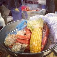 Photo taken at Joe's Crab Shack by Janine on 3/17/2012