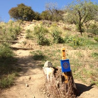 Photo taken at Garcia Trail by Celeste G. on 2/24/2012