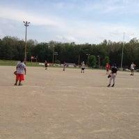 Photo taken at Wea Baseball/Softball Fields by Anne G. on 5/6/2012