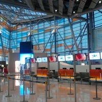 Photo taken at Zvartnots International Airport (EVN) by Vachagan A. on 9/9/2012
