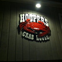 Photo taken at Hooper's Crab House by Adam G. on 5/6/2012