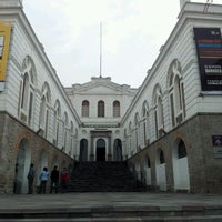 Photo taken at Museo de Arte Contemporaneo by Adriana A. on 2/21/2012