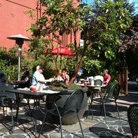 Photo taken at Equinox Restaurant & Bar by Deb P. on 8/21/2011