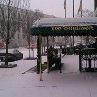 Photo taken at Dubliner Restaurant & Pub by Patrick B. on 10/2/2011