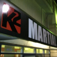 Photo taken at K2 Martial Arts by Simon S. on 12/16/2011