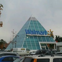 Photo taken at Walmart by Bradley Y. on 10/28/2011