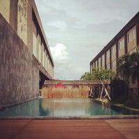 Photo taken at Aston Denpasar Hotel & Convention Center by Felicia A. on 1/6/2012
