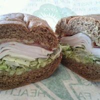Photo taken at Thundercloud Subs by Larimie on 9/12/2011