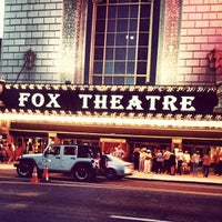Photo taken at The Fabulous Fox by Breck A. on 8/29/2012