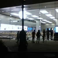 Photo taken at Apple Store, The Americana at Brand by TONG PO on 7/30/2011