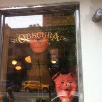 Photo taken at Obscura Antiques and Oddities by Victoria B. on 8/4/2012