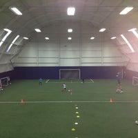 Das Foto wurde bei The Soccer Shed von Michael S. am 2/24/2012 aufgenommen