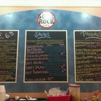 Photo taken at Solid Rock Cafe by Dave R. on 10/29/2011