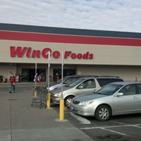 Photo taken at WinCo Foods by Larry I. on 2/23/2012