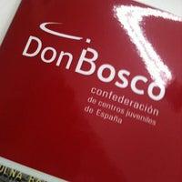 Photo taken at Confederación de Centros Juveniles Don Bosco de España by Antonio O. on 10/11/2011