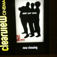 Photo taken at Bow Tie Cinemas Hoboken by Philip M. on 4/18/2012