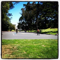 Photo taken at Golden Gate Park Skate and Bike by Jess S. on 6/23/2012