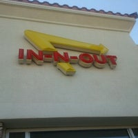 Photo taken at In-N-Out Burger by Amanda B. on 10/28/2011