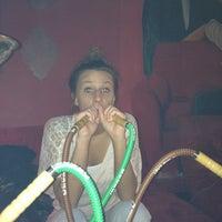 Photo taken at Eastown Hookah Lounge by Amber R. on 4/12/2012