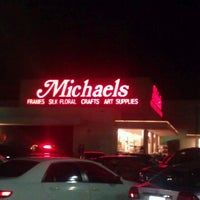Photo taken at Michaels by Winona S. on 11/27/2011