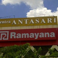 Photo taken at Ramayana Dept. Store by MaDy c. on 11/22/2011